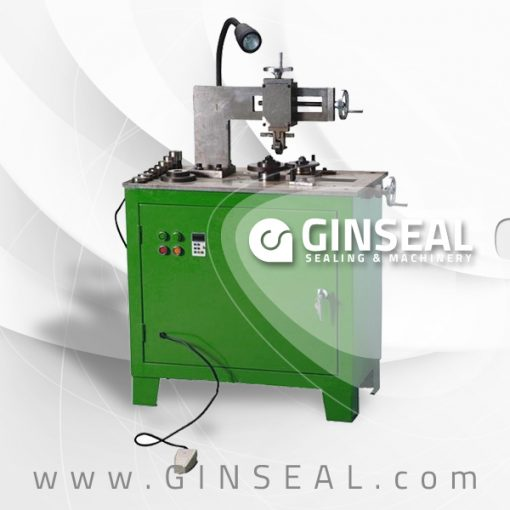 Metal Jacketed Gasket Machine
