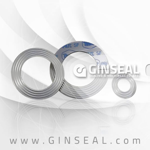 corrugated gasket