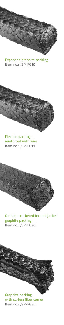 graphite packing