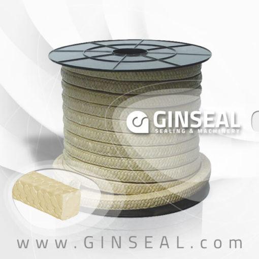 aramid fiber packing