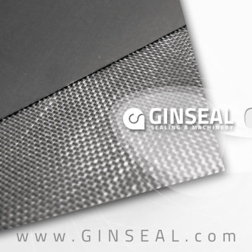 tanged graphite sheets