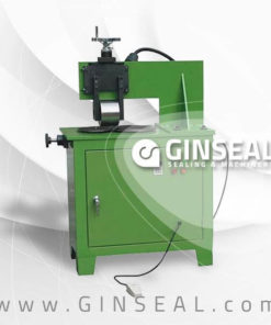 Eyelets Wrapping Machine For Tanged Graphite Gasket